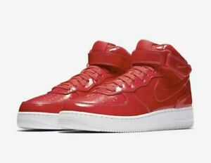 info for 6c848 1b0b4 Nike Air Force 1 Mid '07 LV8 UV Casual Shoes Siren Red AO0702-600 ...
