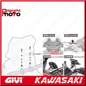 KIT VITERIA PER MONTARE S900AO LO SMART MOUNT S901A KAWASAKI ER 6N 650 09>11