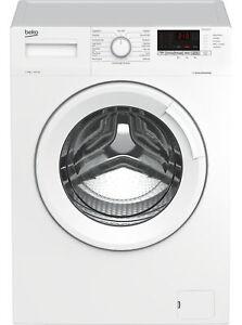 Lavatrice Beko WTX91232WI/IT Libera installazione 9 kg Classe B Bianco