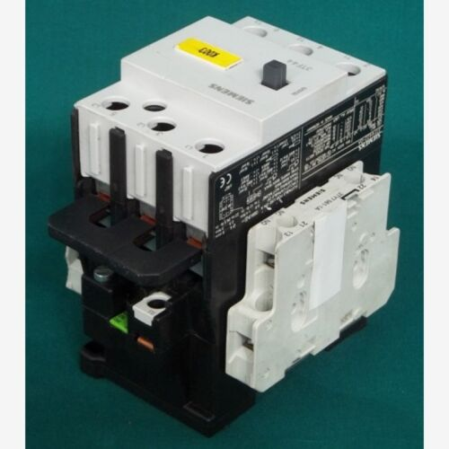 60-day warranty Siemens 3TF4422-0A Contactor 2 aux contacts 100//120 V coil