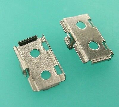 5 X Metal Bracket Cover For Touch ID Sensor Flex Cable Home Ribbon For iPhone 5S
