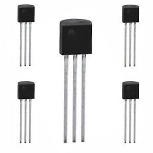 Transistor de amplificador de RF 2x BF241 NPN
