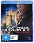 Babylon A.D. (Blu-ray, 2009)