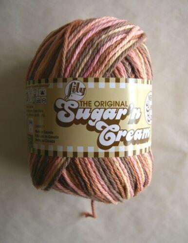 Sugar /& Cream Ombre Yarn 150 yd Skein Select Color