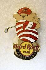 PUNTA CANA,Hard Rock Cafe Pin,SPORT BEAR Series LE