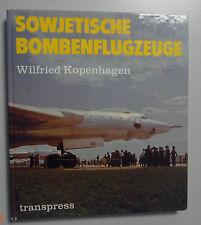 Sowjetische Bombenflugzeuge -Wilfried Kopenhagen /Bildband,transpress SU Militär