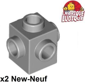 White 3010 NEUF Brick 1x4 LEGO x 10