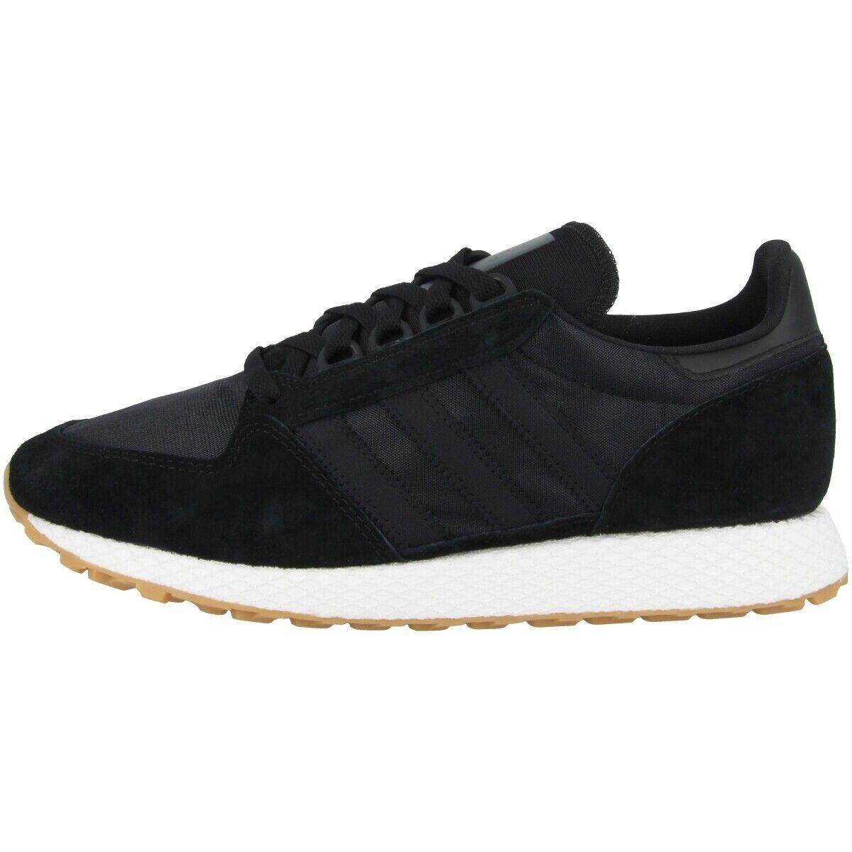 Adidas Bosque Grove Zapatos Hombre Originals Zapatillas Deportivas negro CG5673