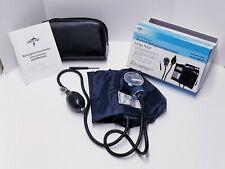 Medline Large Adult Handheld Aneroid Sphygmomanometer Cuff Blood Pressure Case