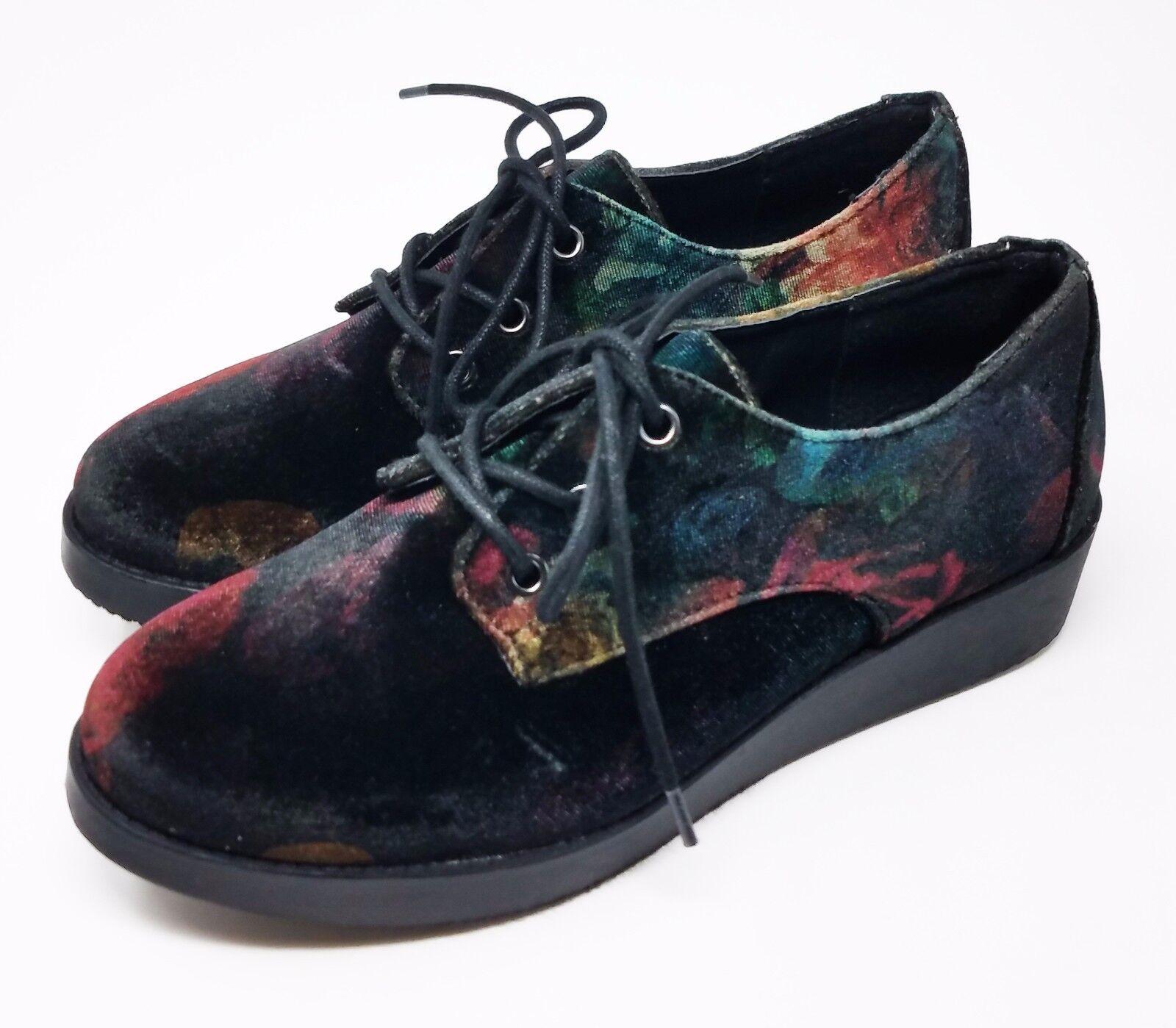 Madden Girl Girl Madden Suede Platform Shoes, Multicolor Size: 7M 38e1c6