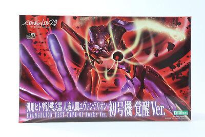 Evangelion Test Type-01 Awake Ver 1/400 Full Action Model Kit Kotobukiya Jp P927 Models & Kits