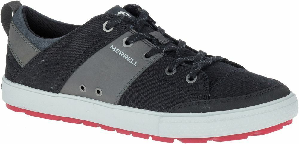 MERRELL Rant Discovery Lace Canvas J94085 Sneakers Casual Trainers shoes Mens