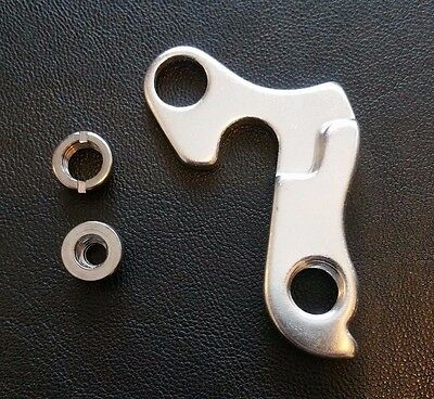 Without screws Orbea  Red Rear Derailleur Hanger for Road Orca-Gold Models