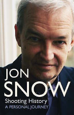 """""""AS NEW"""" Snow, Jon, Shooting History: A Personal Journey Book"""