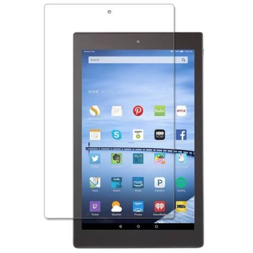 3X All NEW Fire HD 10 Tablet w// Alexa 2017 Anti-Glare Matte Screen Protector