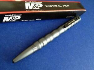 blau Smith and Wesson Military /& Police 2nd Generation Tactical Pen