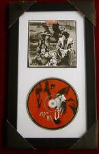 Jack White The White Stripes Icky Thump Signed CD Framed JSA Certified R26711