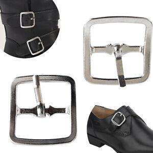 2pcs-Belt-Buckles-Metal-Silver-for-DIY-Crafts-Sewing-Handbags-Shoes-20mm-25mm