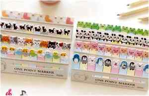 Mini-Cute-150-Page-Sticker-Bookmark-Point-It-Marker-Memo-Post-Flags-Sticky-Notes