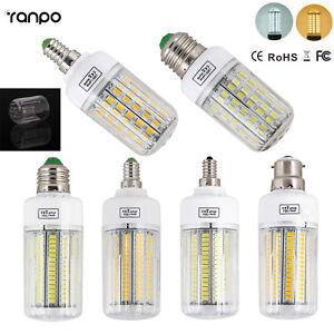 E27-E14-B22-LAMPES-LED-AMPOULES-5730-SMD-Puce-Mais-Incandescent-20-160w-AC220V