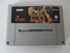 SHAQ FU - SHAQ-FU - SUPER NINTENDO - JEU SUPER NES SNES