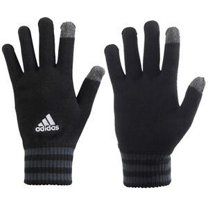 Details zu adidas Tiro Handschuhe Feldspielerhandschuhe schwarz grau [ B46135 ]