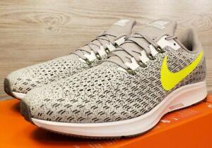 4a8d9a57a38c Nike Air Zoom Pegasus 35 White Volt Gunsmoke Grey Running 942851-101 ...