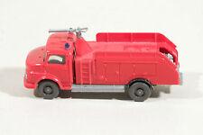 1068 Wiking MB 1413 Flugplatz-Feuerwehr 1969 - 1973 /  rot