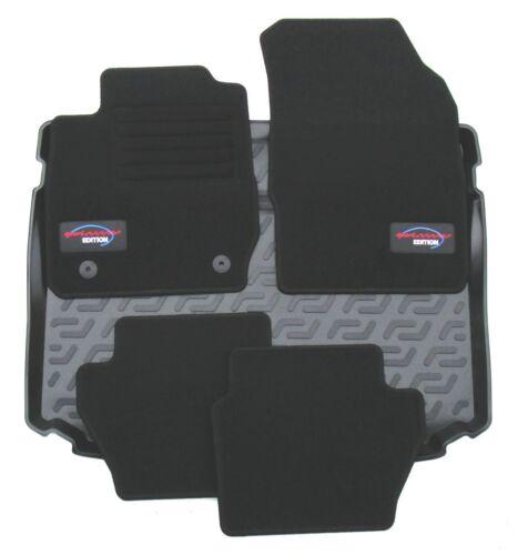 passend für Ford Galaxy Fußmatten Kofferraumwannen Set Baujahr 2006-2014 wlsov