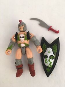 Vintage-LJN-Advanced-Dungeons-amp-Dragons-TSR-Battle-Matic-Drex-Figure-1980s