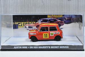 James Bond 007 On Her Majestys Secret Service Austin Mini Ebay