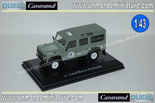 Land Rover Defender Long Vigipirate OLIEX OL 53242VIGI Echelle 1//43 NEWS