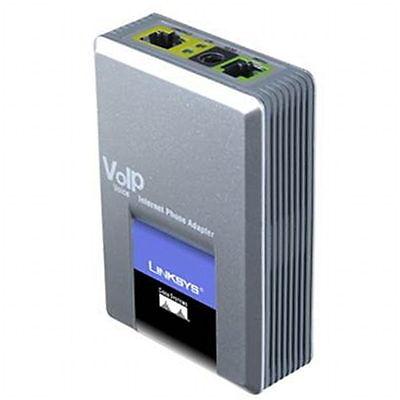 Linksys Sipura SPA-1001 VoIP-Analog Telefonadapter 1 Port FXS ATA Asterisk