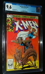 THE-UNCANNY-X-MEN-165-1983-Marvel-Comics-CGC-9-6-NM