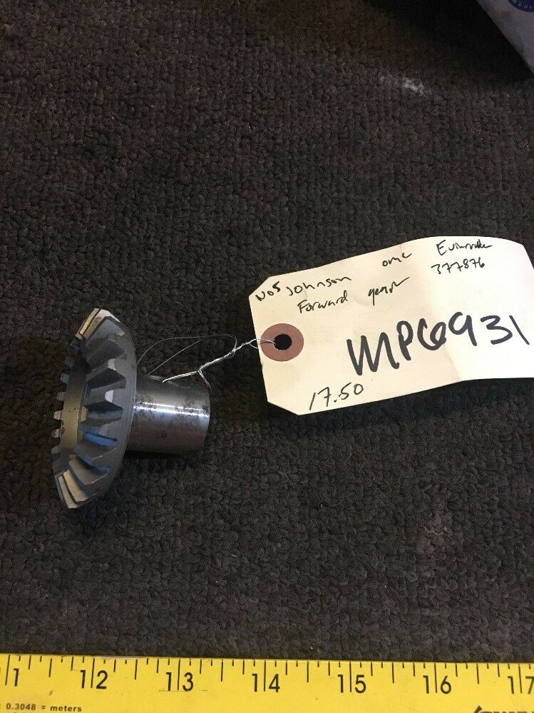 Genuine Evinrude Johnson OMC Forward Gear #377876 New