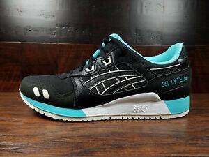 Asics GEL-LYTE 3 III (Black / Turquoise