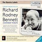 Clarinet Chamber Music by Richard Rodney Bennett: A Birthday Tribute (2011)