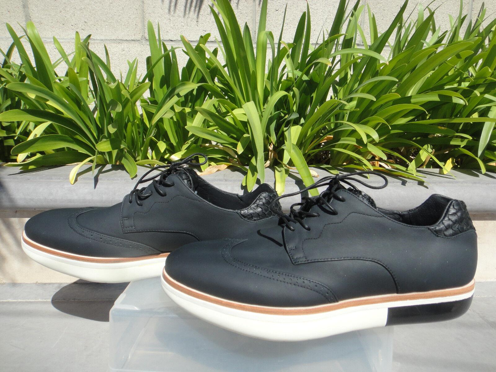 Y-3 x adidas KOREY, Yohji Yamamoto, Sport Style Leather Sole US Sz11 J290 UK10.5