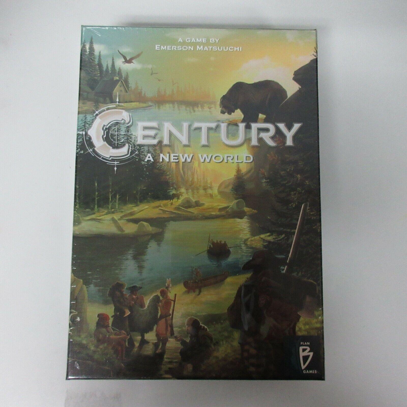 Century A nuovo World tavola gioco Plan B  giocos Sealed nuovo  risparmia fino al 70%