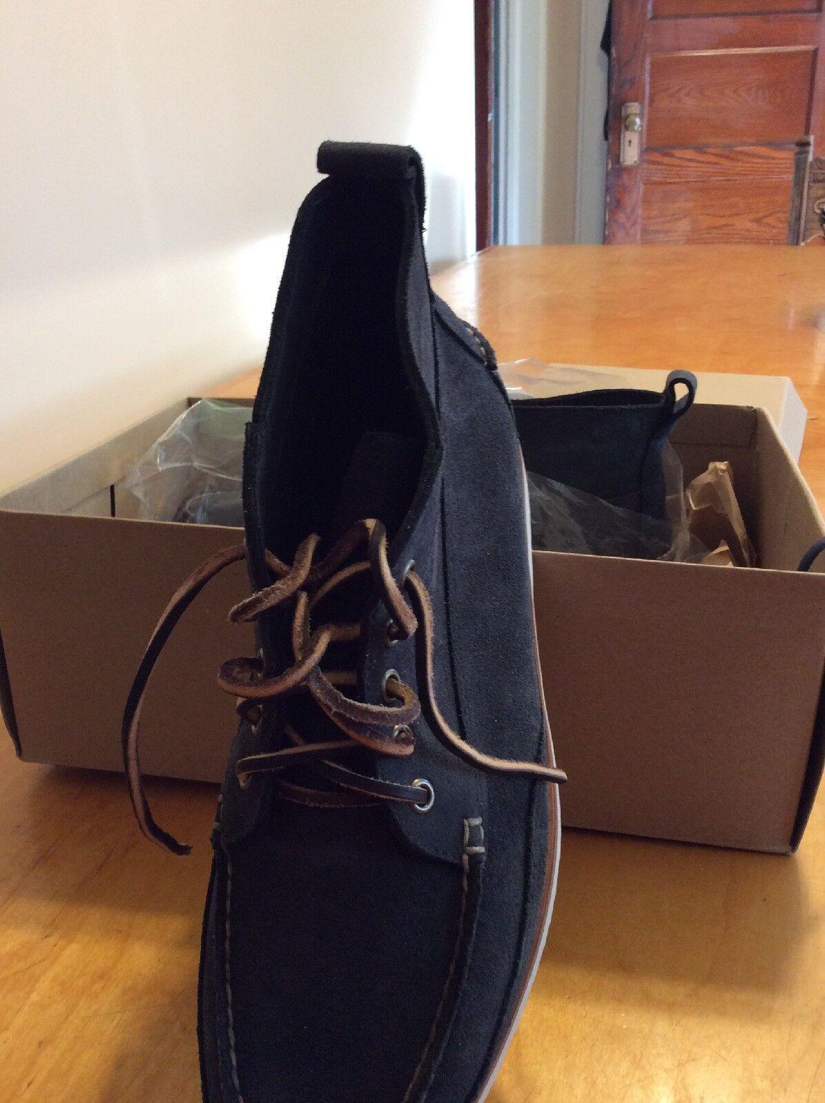 Lucky Brand Nuevo en Caja Para Hombre botas Hodge Azul Marino