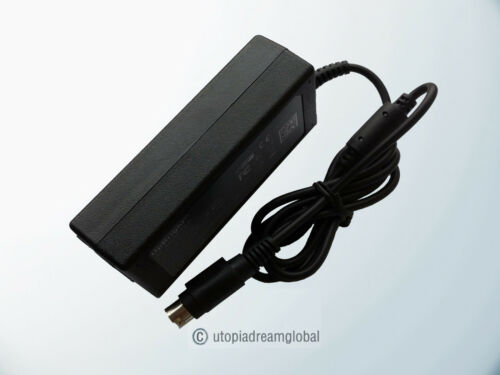 4-Pin AC Adapter For EDAC EA1050A-120 EDACPOWER DC Power Supply Charger 4 Prong
