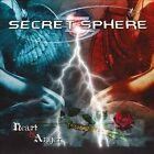 Heart & Anger [Digipak] by Secret Sphere (CD, Nov-2010, Metal Mind Productions)