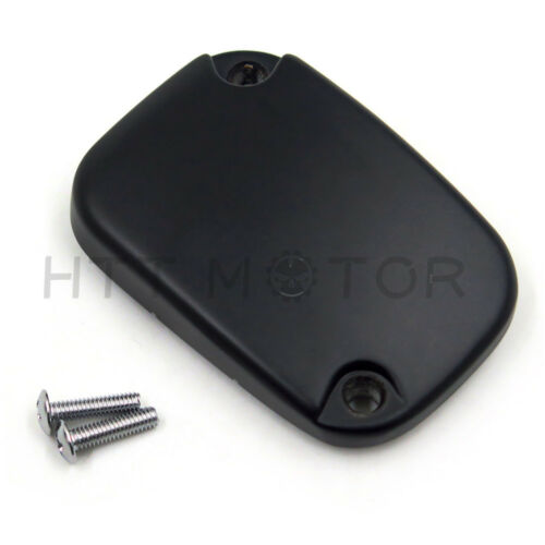 Black Hydraulic Clutch Master Cylinder Cover Top Lid For 14-16 Harley Touring