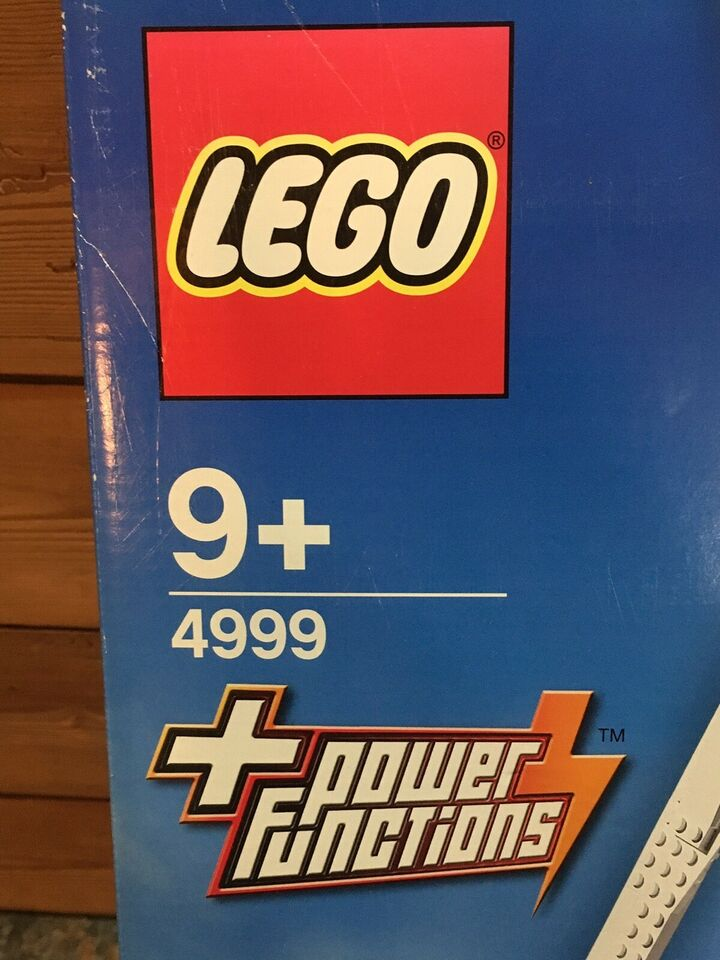 Lego andet, 4999