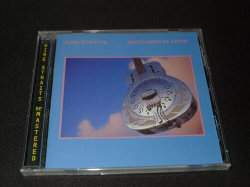 1 of 1 - Dire Straits - Brothers in Arms (CD, 1996, Mercury)