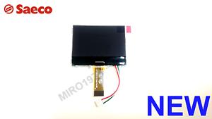 SAECO Parti-LCD Display INTELIA 12001630 per i modelli MINUTO