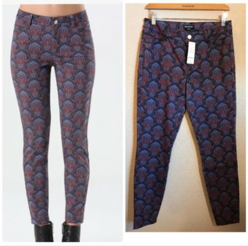 Bebe Tiara Skinny Jeans Size 25