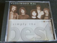 "CD ""Simply the best"" von Fleetwood Mac / 51.189"