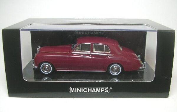 Bentley S2 Standard Saloon (Red) 1960
