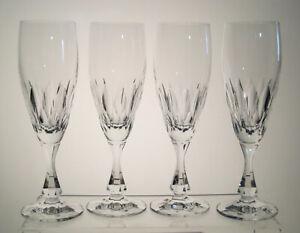 VOLTERRA-SCHOTT-ZWIESEL-Champagne-Flutes-7-3-4-034-SET-of-FOUR